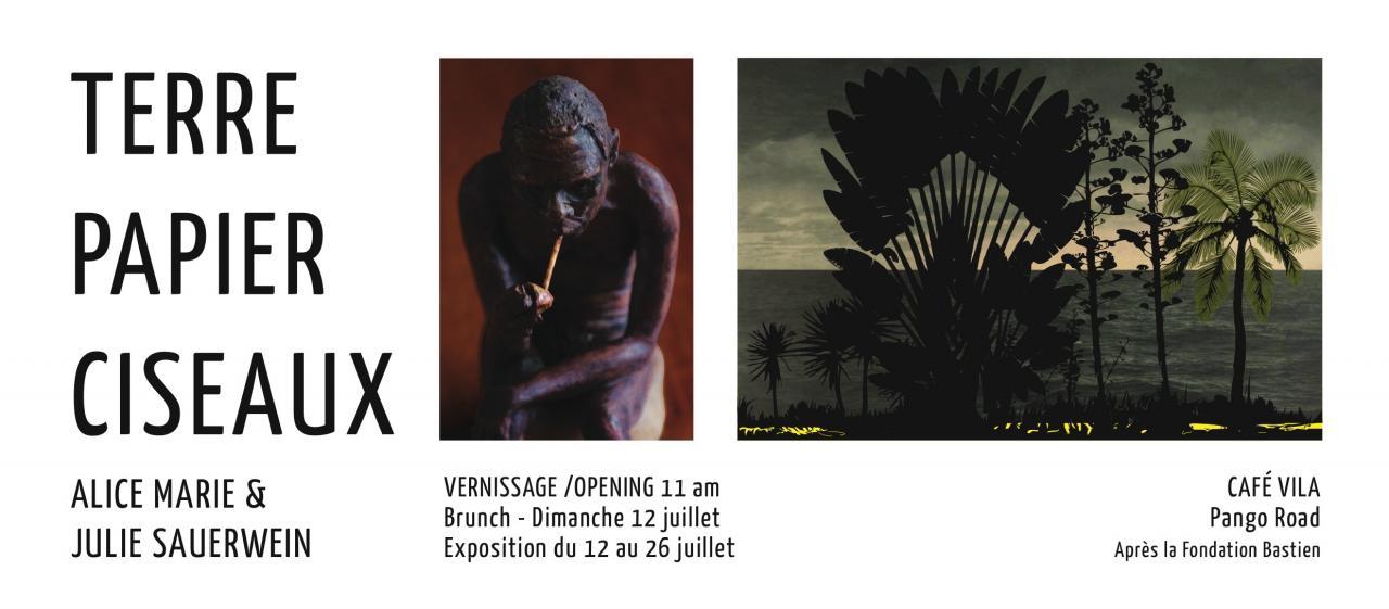 Affiche expo Terre Papier Ciseau - copie
