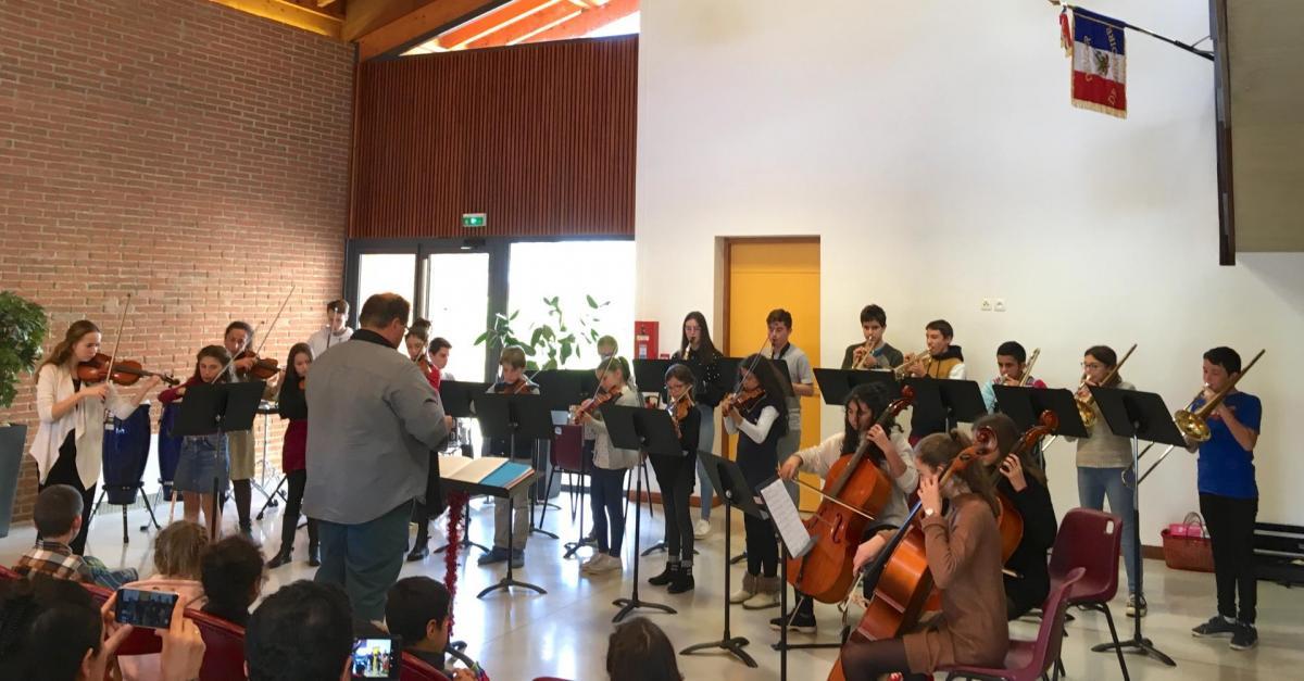 Orchestre d'harmonie du Frontonnais
