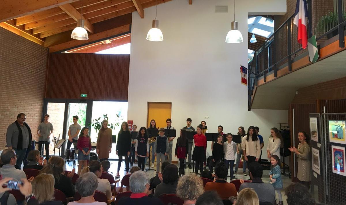 Ecole de musique intercommunale du Frontonnais