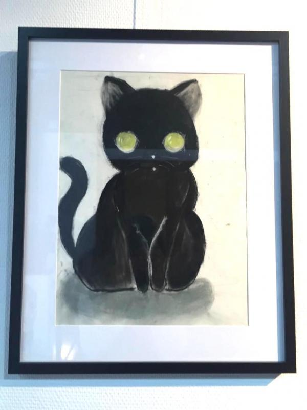Le chat de Rosalie